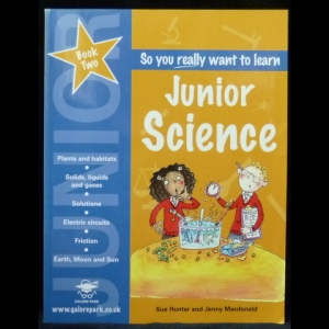 Hunter S., Macdonald J. - So you really want to learn Junior Science Book 2