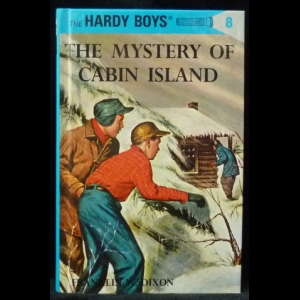 Диксон Франклин У.  - The Hardy Boys. №8 - The Mystery of Cabin Island (Братья Харди)