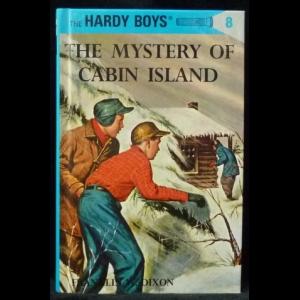 Диксон Франклин У.  - The Hardy Boys. №8 - The Mystery of Cabin Island (Братья Харди)