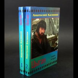 Калинин Анатолий - Цыган (комплект из 2 книг)