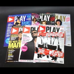 Авторский коллектив - Play за 2004 год (комплект из 20 журналов)