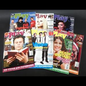 Авторский коллектив - Play за 2007 год (Комплект из 7 журналов)