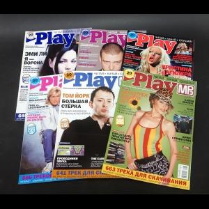 Авторский коллектив - Play за 2006 год (Комплект из 12 журналов)