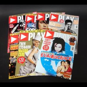 Авторский коллектив - Play за 2005 год (Комплект из 24 журналов)