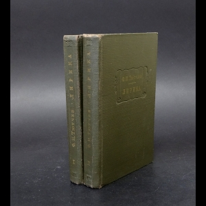 Тютчев Ф.И. - Ф.И. Тютчев Лирика (комплект из 2 книг)