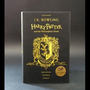 Ролинг Джоан Кэтлин -  Harry Potter and the Philosopher's Stone: Hufflepuff Edition