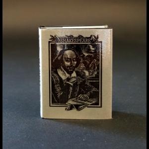 Шекспир Уильям - У. Шекспир Сонеты  (миниатюрное издание)