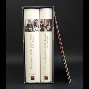 Bagirov Alex - The anthology of the Beatles records. Yesterday and today - tomorrow and always (комплект из 2 книг)