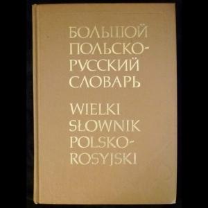 Гессен Димитр, Стыпула Рызвард - Большой польско-русский словарь. В двух томах. Том 1