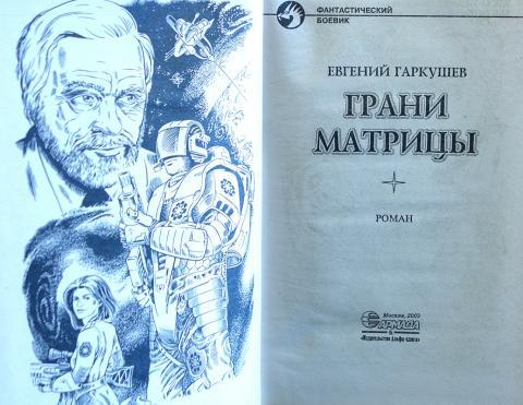 ЕВГЕНИЙ ГАРКУШЕВ ГРАНИ МАТРИЦЫ СКАЧАТЬ БЕСПЛАТНО